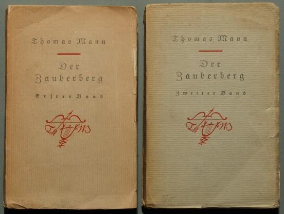 1924_Thomas_Mann_Zauberberg_Broschur